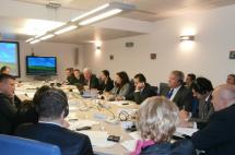 DCAF Schengen Task Force at Strategic Level Meets in Brussels