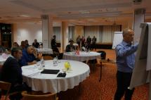 6th Train-the-Trainers Course, Kranjska Gora, Slovenia, Nov 2019